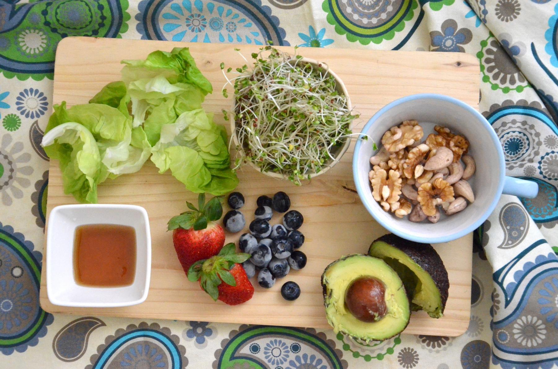 Home&Kitchen Garden poleca dietę bogatą w kiełki