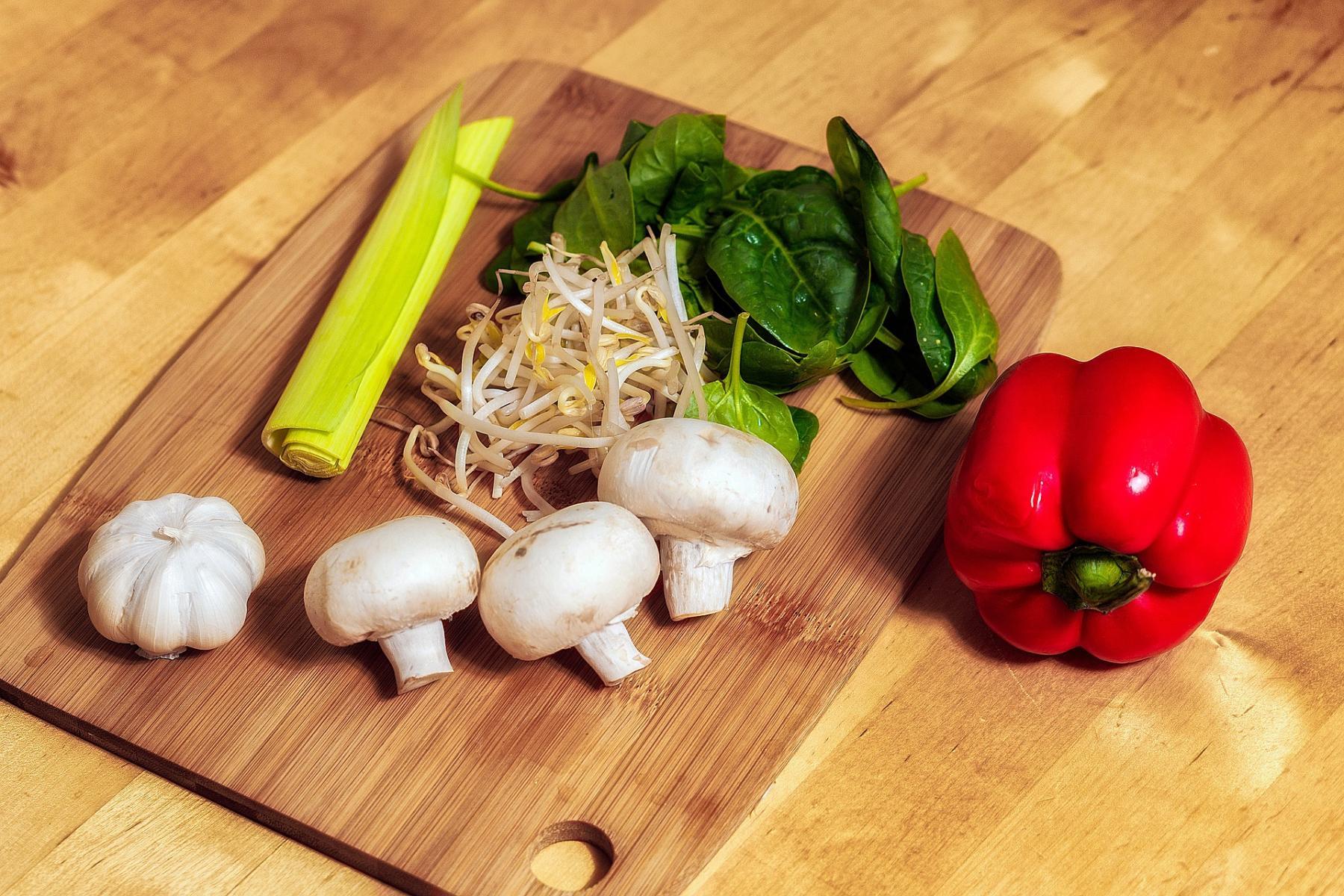 Pomysły na wykorzystanie kiełków Home&Kitchen Garden w kuchni